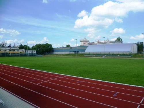Lehkoatletický stadion – obecné